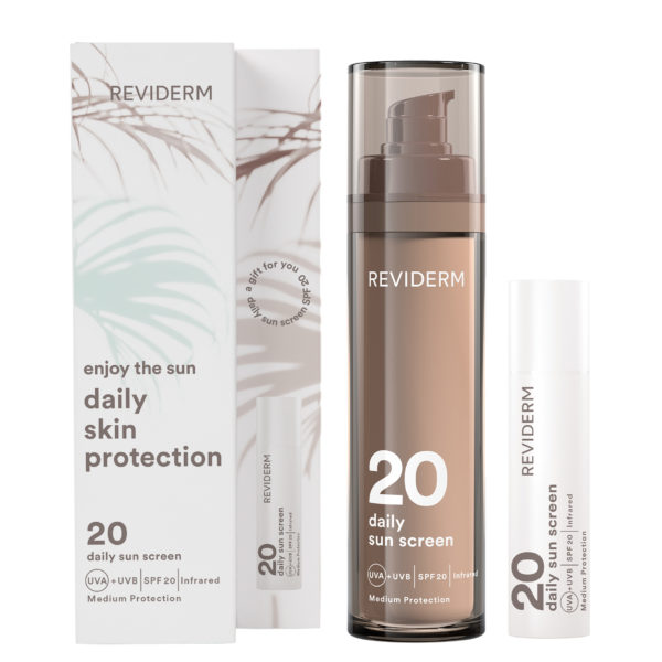 REVIDERM Daily skin protection