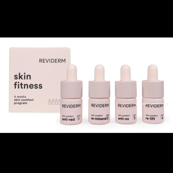 Skin Fitness - skin comfort program