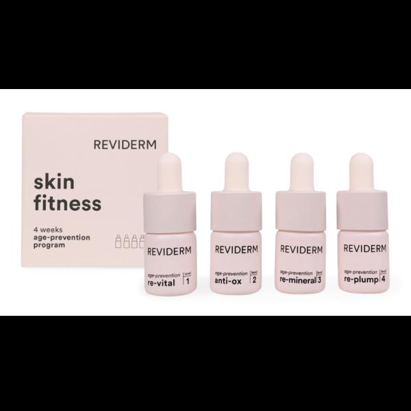 SkinFitness - Age prevention program